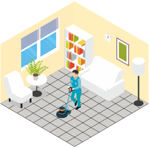 general cleaning haracare